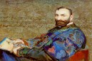Feliks Manggha Jasieński - szkic do portretu