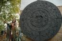 Kolekcja monumentów egzotycznych w Ogrodzie Tolerancji