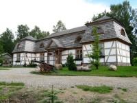 Skansen budownictwa drewnianego w Szymbarku