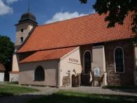 Olsztynek, Kościół ewangelicki, Muzeum