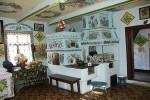 Wnętrze domu Felicji Curyłowej