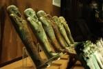 Figurki uszebti z XXVI Dynastii