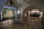 Początki Krakowa, o lewej rekonstrukcja Wawelu