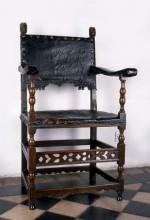 Fotel, warsztat gdański, około 1600 r.