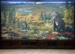 Krajobraz plejstoceński - roślinność i fauna na przedpolu lądolodu