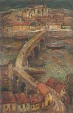 Most w Monteraux, 1929
