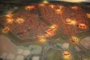 Makieta średniowiecznego Torunia