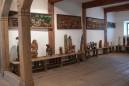 Modlitwa i praca w kozienickiej rzeźbie ludowej