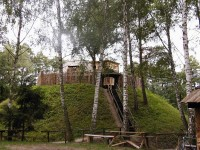 Skansen Archeologiczny w Mrówkach koło Wilczyna