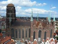 Bazylika Mariacka w Gdańsku, Kościół