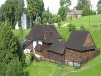Muzeum Regionalne PTTK w Dobczycach - Skansen