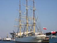 Statek-muzeum Dar Pomorza