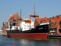 Statek-muzeum Sołdek