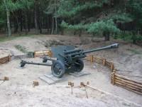 Skansen Bojowy 1 Armii Wojska Polskiego w Mniszewie