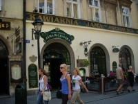 Jama Michalika, Kraków