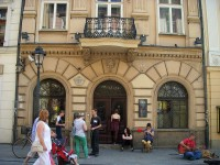 Dom Jana Matejki, Kraków