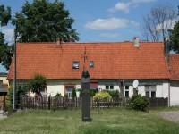 Olsztynek, pomnik Mrongowiusza