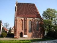 Poznań - Kościół pw. Najświętszej Maryi Panny