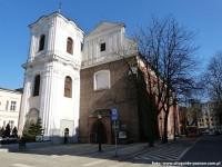 Poznań - Kościół Najświętszego Serca Jezusowego i Matki Boskiej Pocieszenia