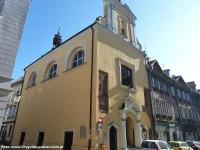 Poznań - Kościół Najświętszej Krwi Pana Jezusa